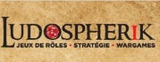 Logo Ludospherik parchemin
